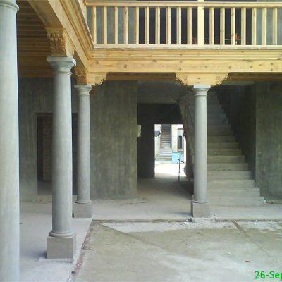 Columnas de Mármol en Granada