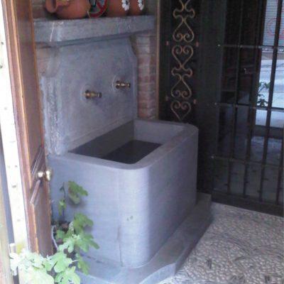 Fuentes y pilares Granadinos
